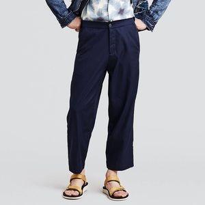 Peskowitz Wide Crop Trousers Levi's 31 NWT